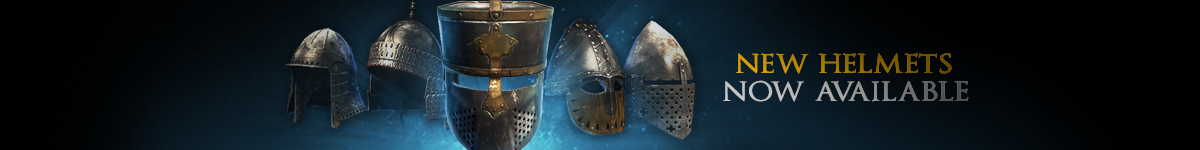 New Helmets Available