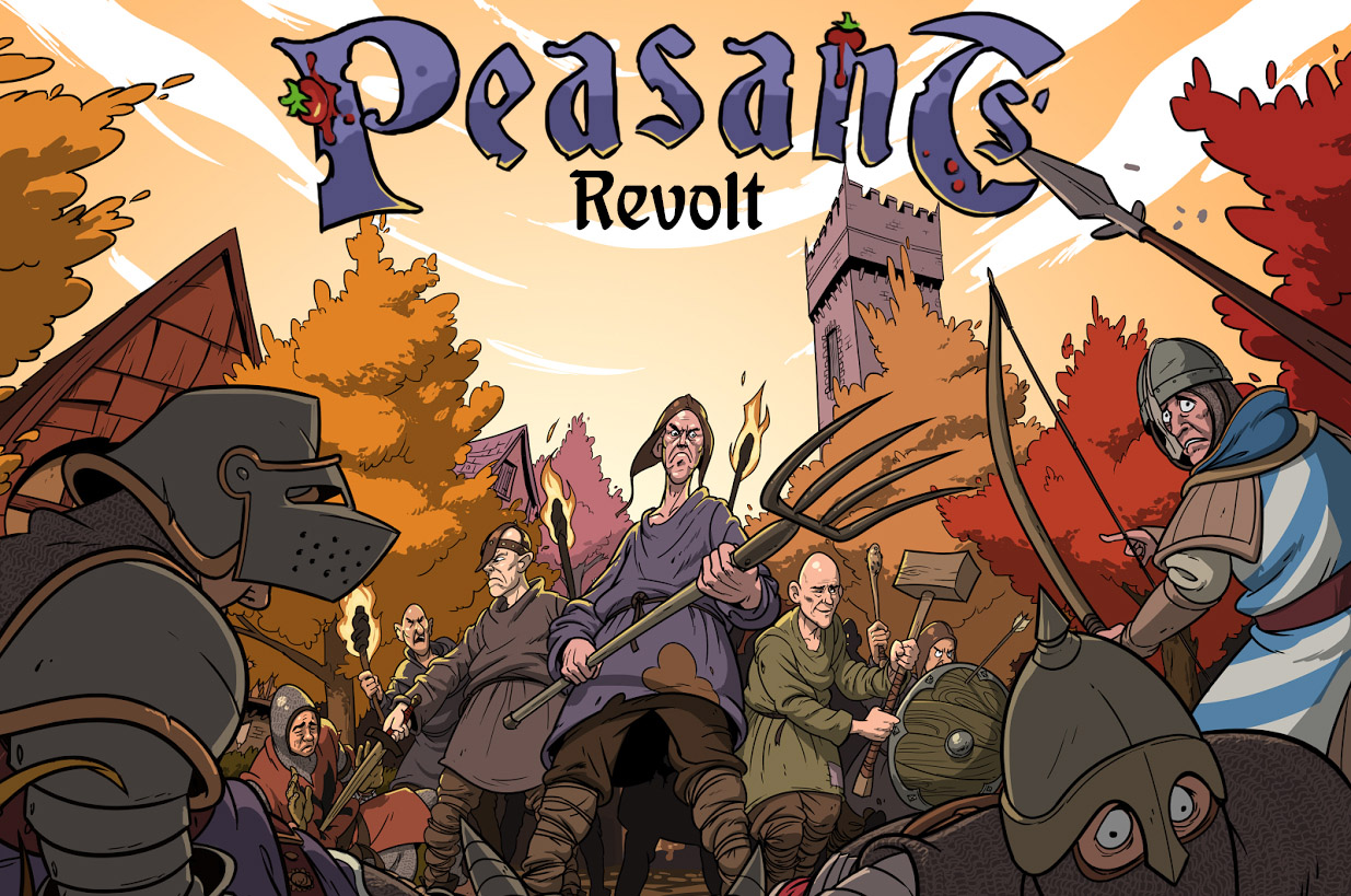 the differences between the peasant revolt the french revolt and the english revolt
